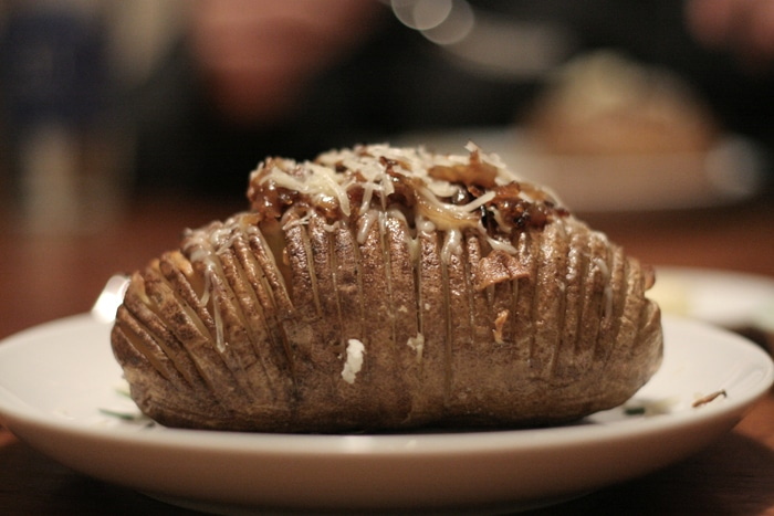 What the Heck are Hasselback Potatoes?