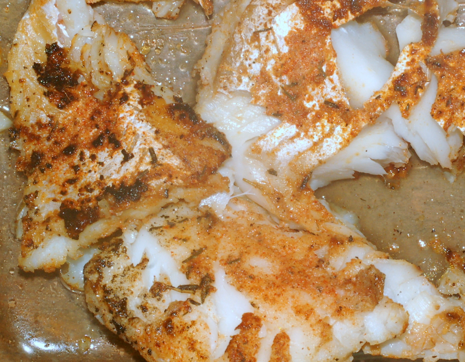 Four Ingredient Supper: Garlic Lime Fish