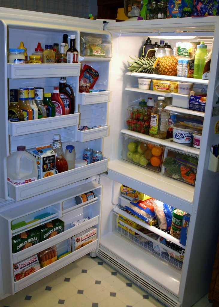 A stocked fridge is the best and most stress-free way to start a work week.