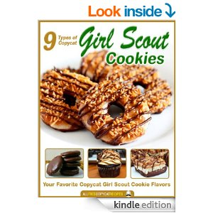 Free E-Books Copycat Girl Scout Cookies