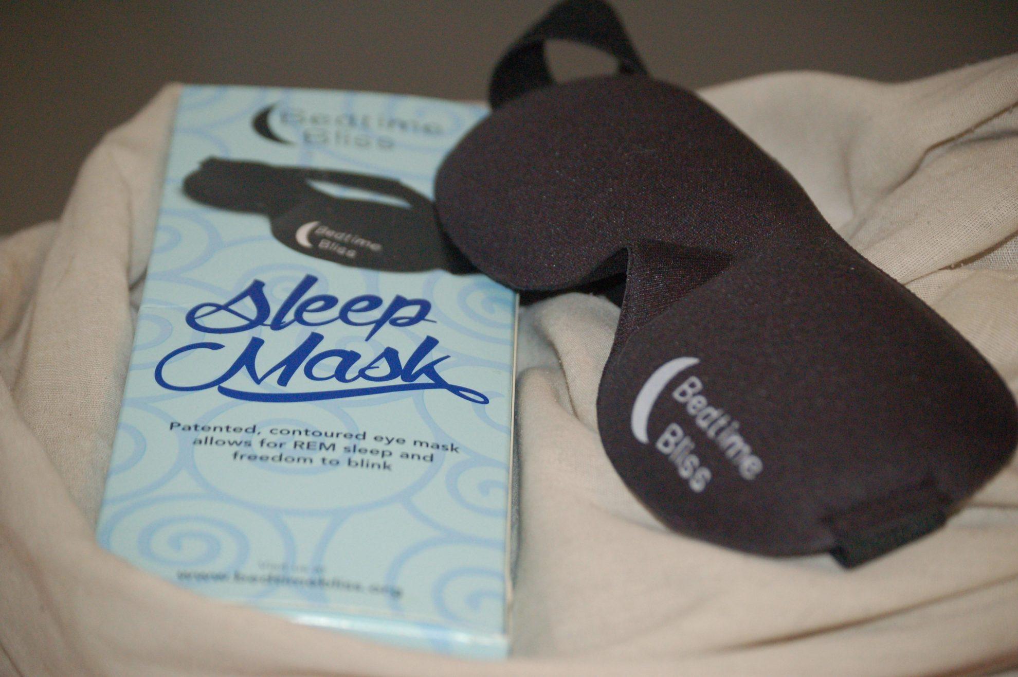 Bedtime Bliss Sleep Mask Review