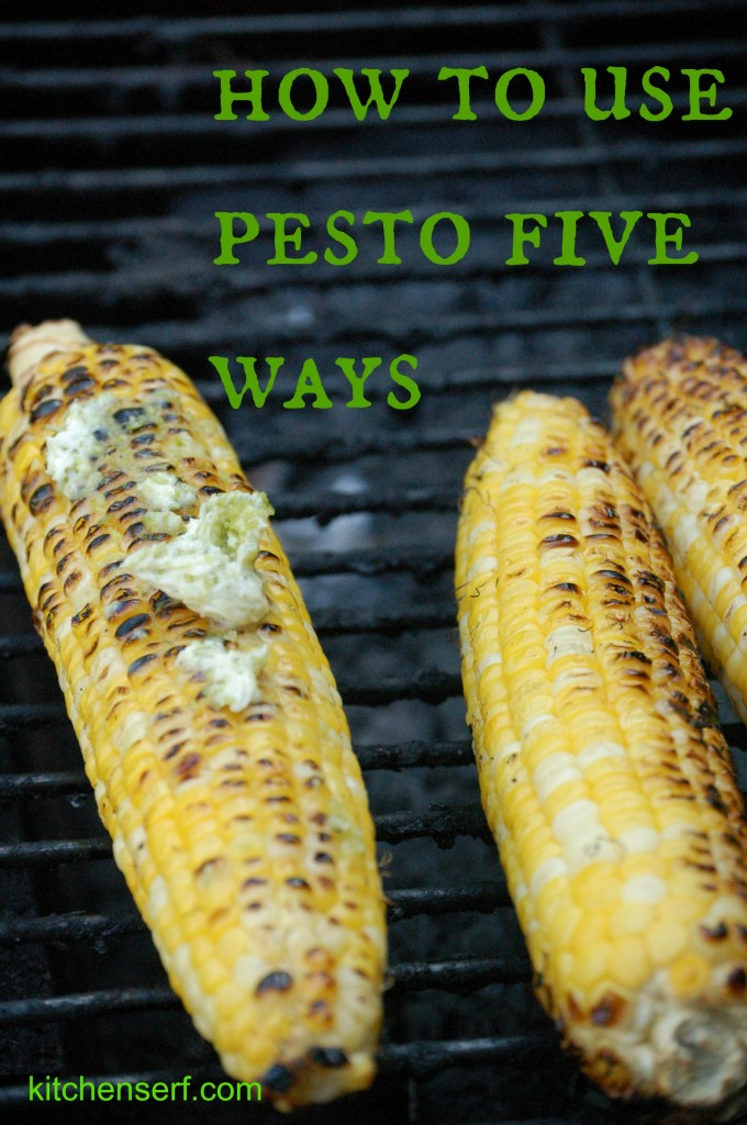 Pesto isn't just for pasta anymore. Read how to use pasta five ways.