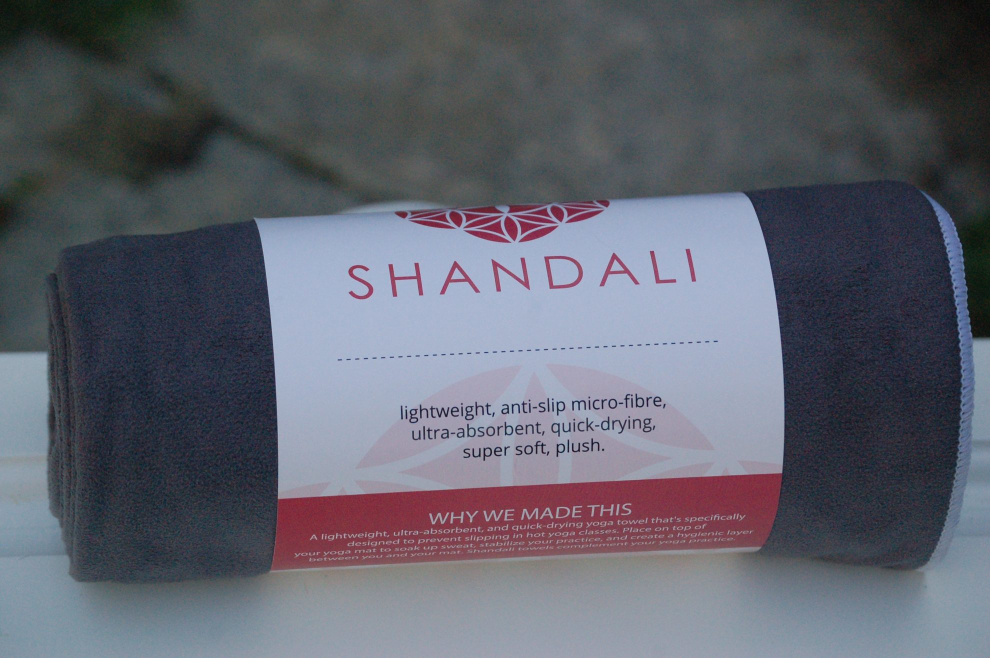 Review: Shandali Hot Yoga Towel