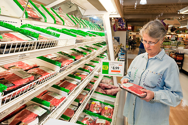 Attention Giant Shoppers: Meat Label Whoops
