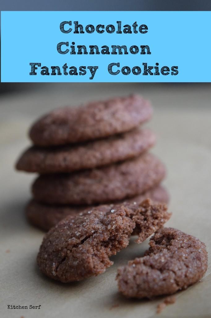 Cinnamon Fantasy Cookies