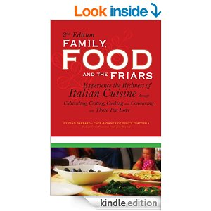 Free Italian Cookbook (Kindle)
