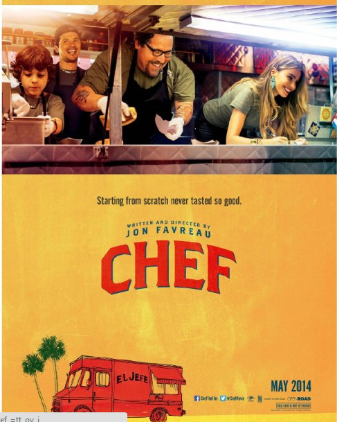 Must See Movie: Chef