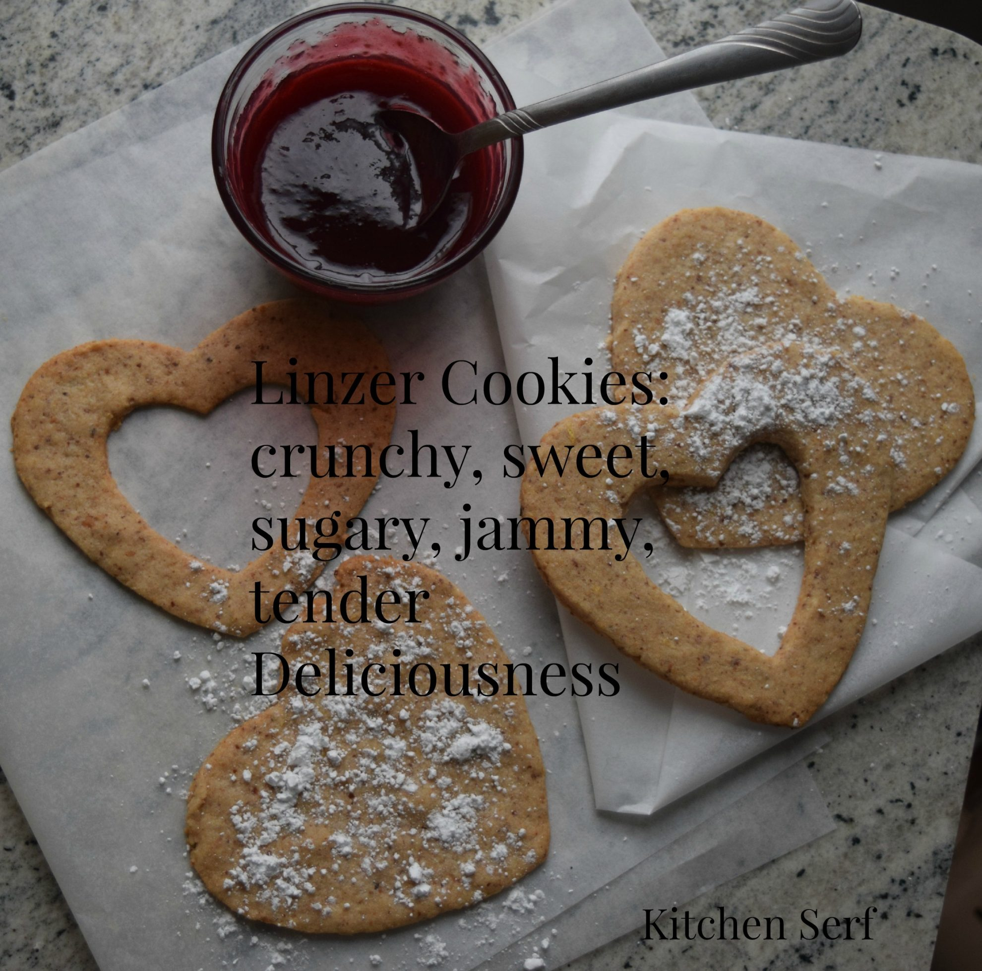 Make Linzer Cookies for Love