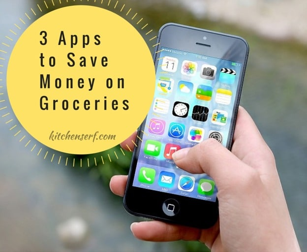 3 Apps to Save on Groceries edited