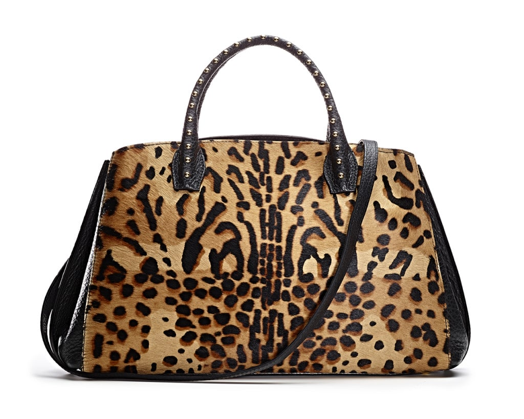 Leopard is the new black. I need a purse, shoes and belt, of course, I won't wear it all at once.