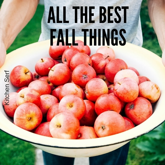 All the Best Fall Things + Long May Essie Reign
