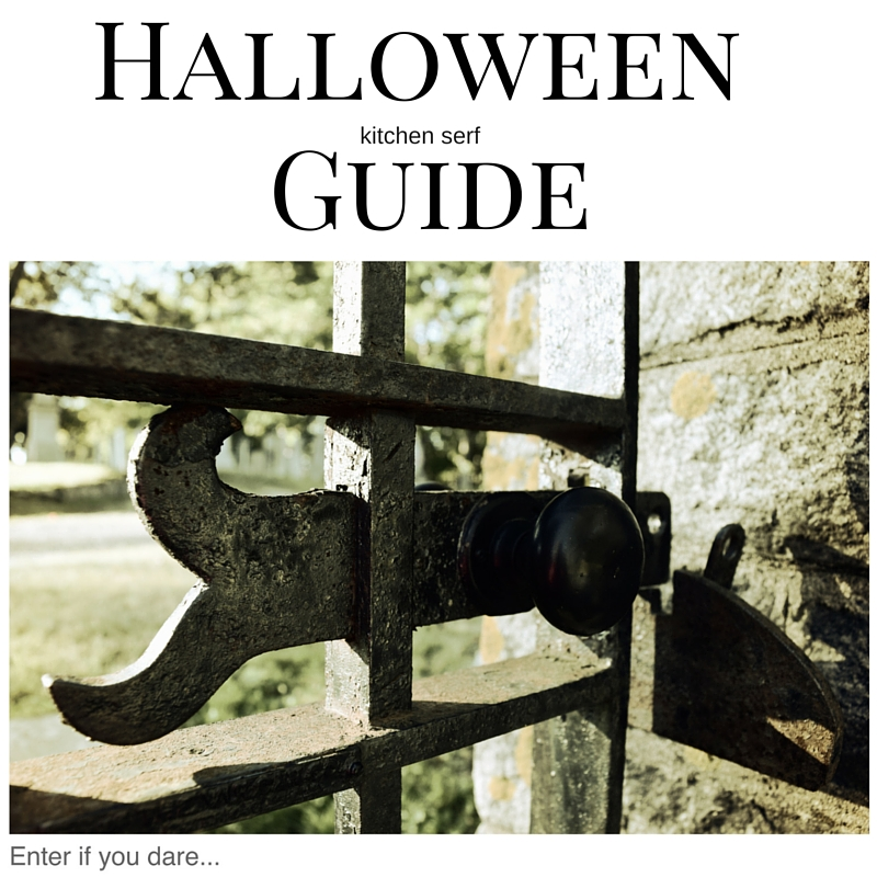 Your Guide to Halloween Treats + Tricks