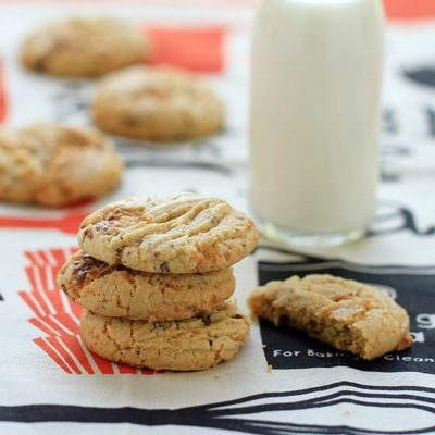 Butterfinger Cookies photo courtesy of Nestle