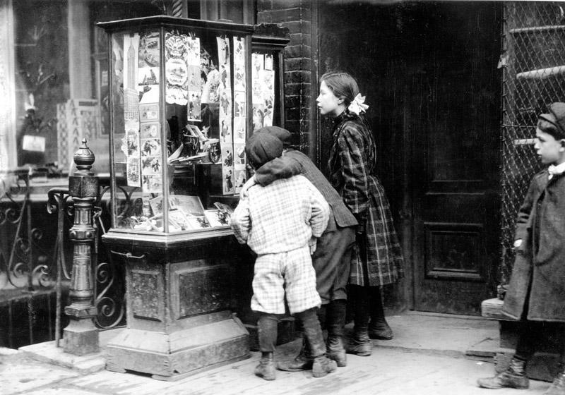 Christmas New York 1910