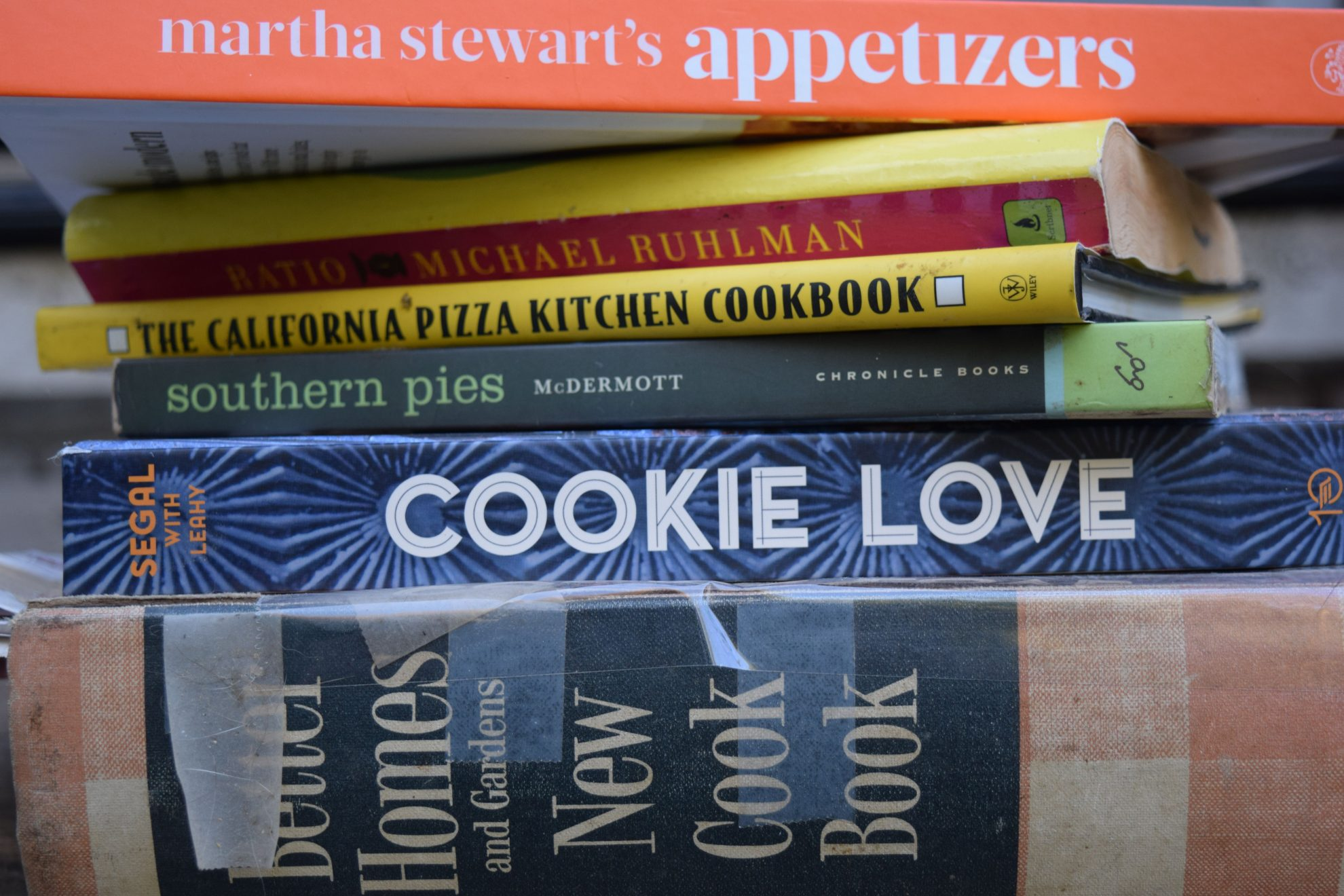 Cookbooks: Six Favorites + Tell Me Yours