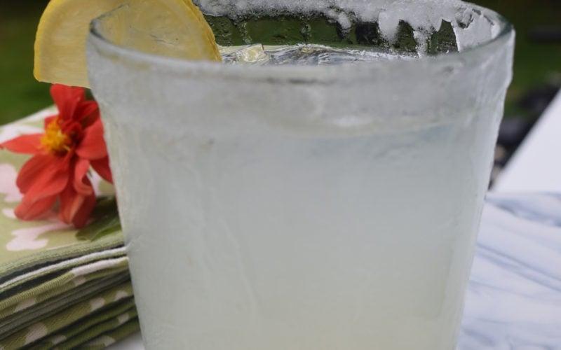 3-Ingredient Lemon Drop Martini Recipe