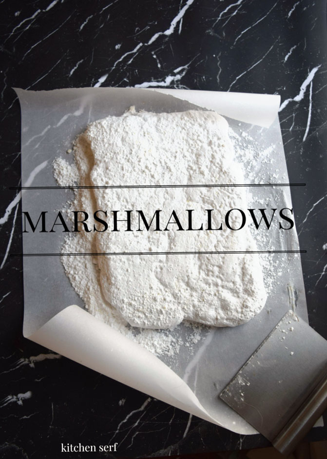 Marshmallows: What Are They Made Of + Easy Cleanup