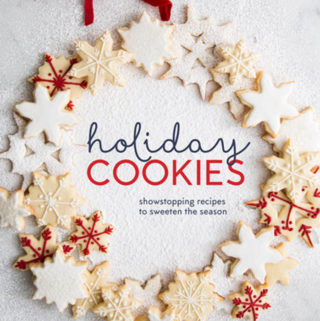 Holiday Cookies Book Review