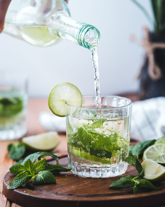 Mojito Recipe Muddle Your Way To Happiness Kitchen Serf