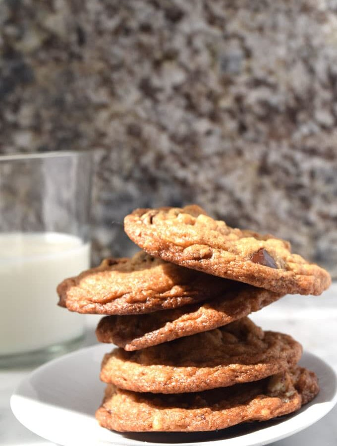 Pretzel Chocolate Pecan Cookie Recipe + Invent Your Cookie